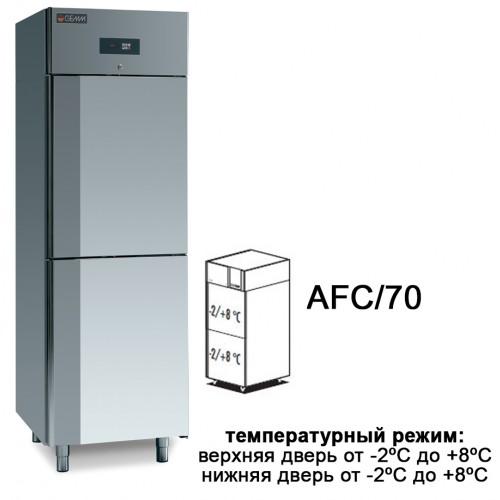 Вертикальный холодильный шкаф HUSKY AFC/70