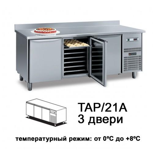 Холодильный стол для кондитерских LABOR TAP/21A