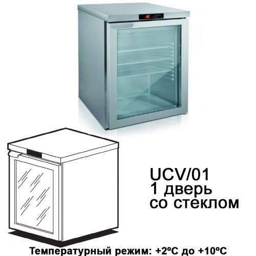 Холодильный стол для ресторанов NEW ATLAS MINI UCV/01