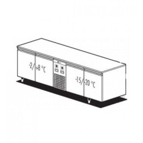 Холодильный стол для ресторанов ATLAS PLUS THBC/220