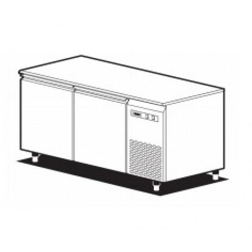 Холодильный стол для ресторанов ATLAS PLUS THBD/130S
