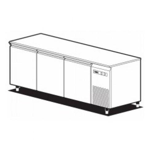 Холодильный стол для ресторанов ATLAS PLUS THBD/170A