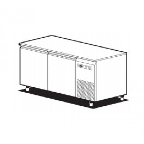 Холодильный стол для ресторанов ATLAS PLUS THD/130S