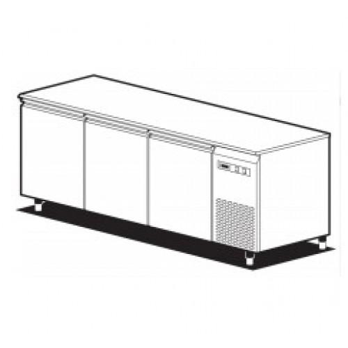 Холодильный стол для ресторанов ATLAS PLUS THD/170