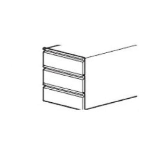 Охлаждаемые ящики для столов CR7/2
