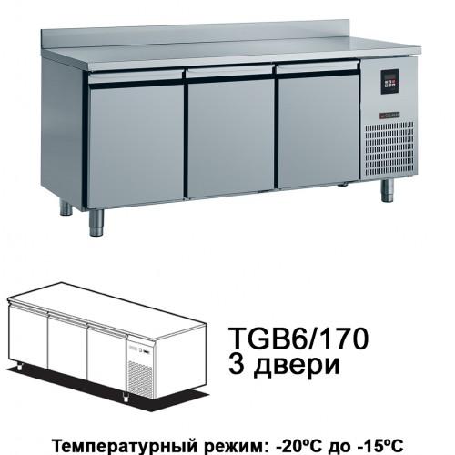 Холодильный стол для ресторанов NEW ATLAS TNGB6/170