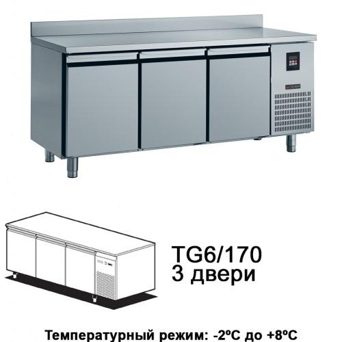 Холодильный стол для ресторанов NEW ATLAS TG6/170A