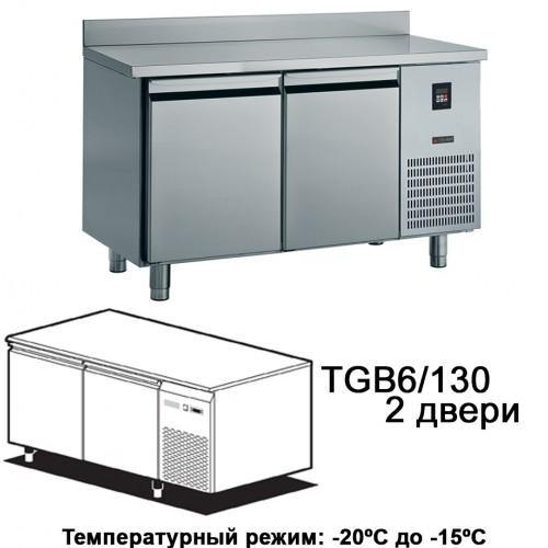 Холодильный стол для ресторанов NEW ATLAS TGB6/130S