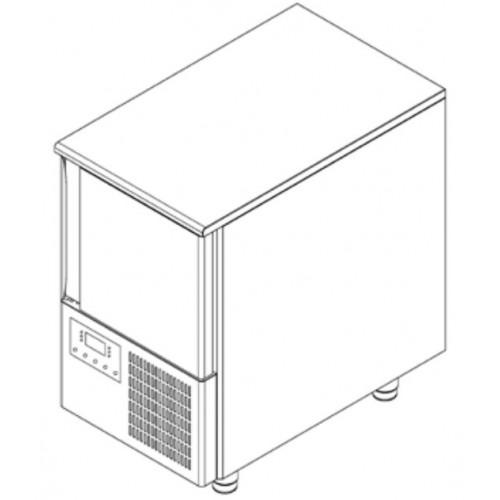 Морозильник шоковой заморозки NEW RUNNER BCB/05R
