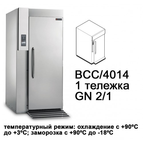 Морозильник шоковой заморозки NEW RUNNER BCC/4014