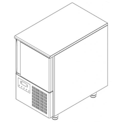 Морозильник шоковой заморозки NEW RUNNER BCT/05R