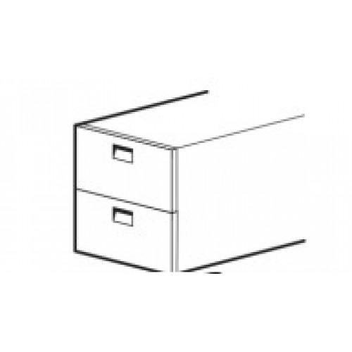 Выдвижные ящики для холодильных столов CRE/2
