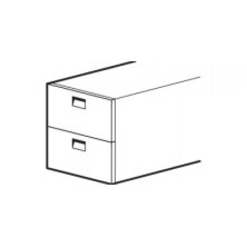 Выдвижные ящики для холодильных столов CRP/2