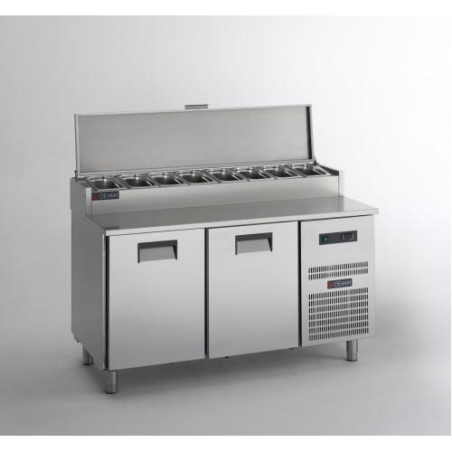 Холодильный стол для пиццы NEW SMART SFF/815I