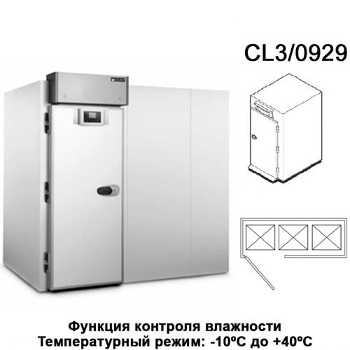 Камера для расстойки теста PLANET CL3/0929