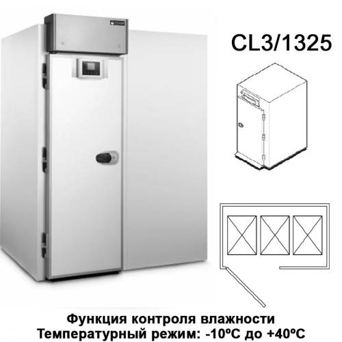 Камера для расстойки теста PLANET CL3/1325
