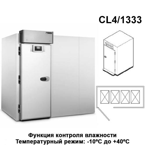 Камера для расстойки теста PLANET CL4/1333