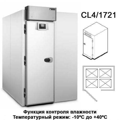 Камера для расстойки теста PLANET CL4/1721