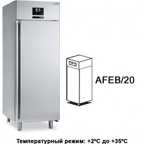 Расстоечный шкаф для теста PLANET AFEB/20
