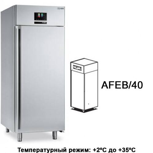 Расстоечный шкаф для теста PLANET AFEB/40