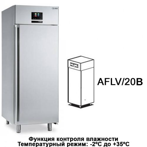 Расстоечный шкаф для теста PLANET AFLV/20B