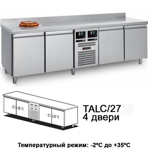 Расстоечная база для теста PLANET TALC/27A