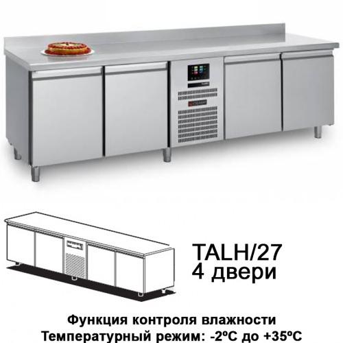 Расстоечная база для теста PLANET TALH/27S