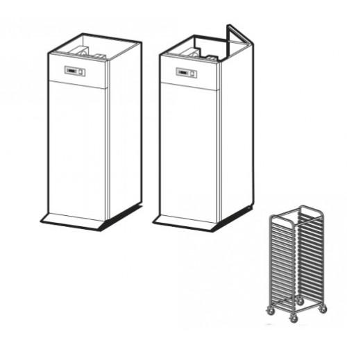 Вертикальный холодильный шкаф SPACE RIB/01