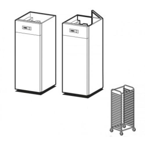 Вертикальный холодильный шкаф SPACE RIN/01P