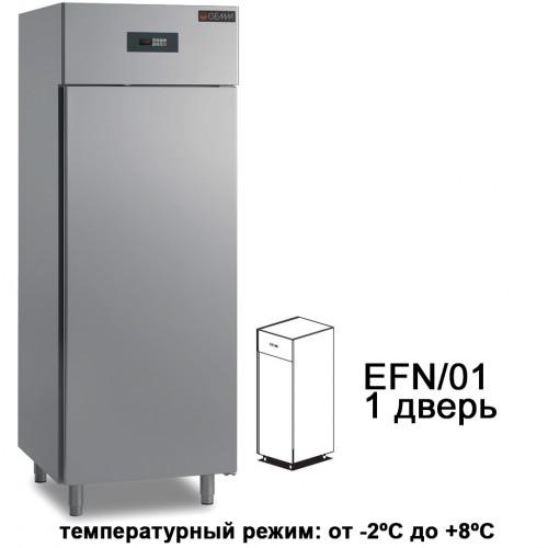 Вертикальный холодильный шкаф SPACE EFN/01
