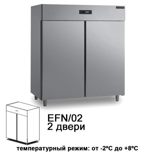 Вертикальный холодильный шкаф SPACE EFN/02
