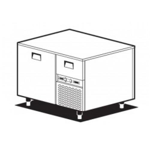 Холодильный стол для пиццы UNIVERSAL TBP/10